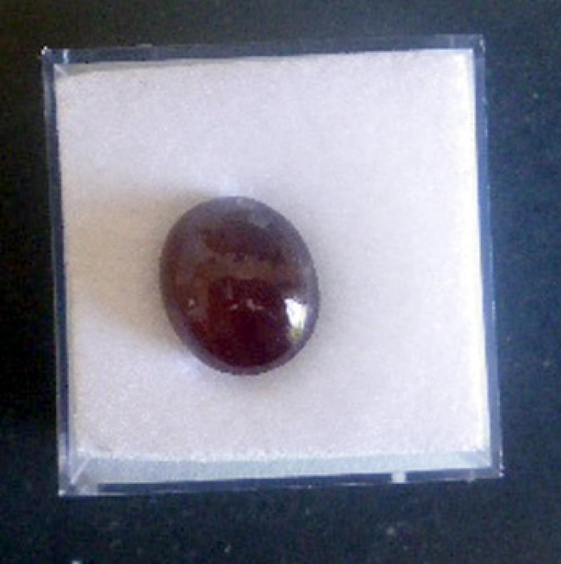 Scapolit Cabochon 10 mm, Tanzania