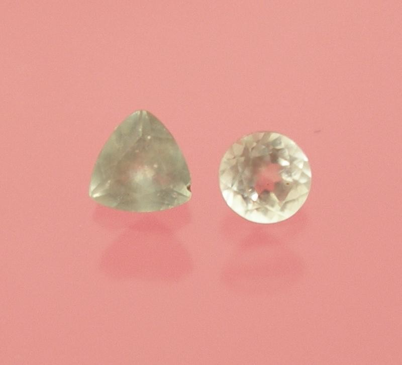 Boracite facetted 2.5 mm, Germany