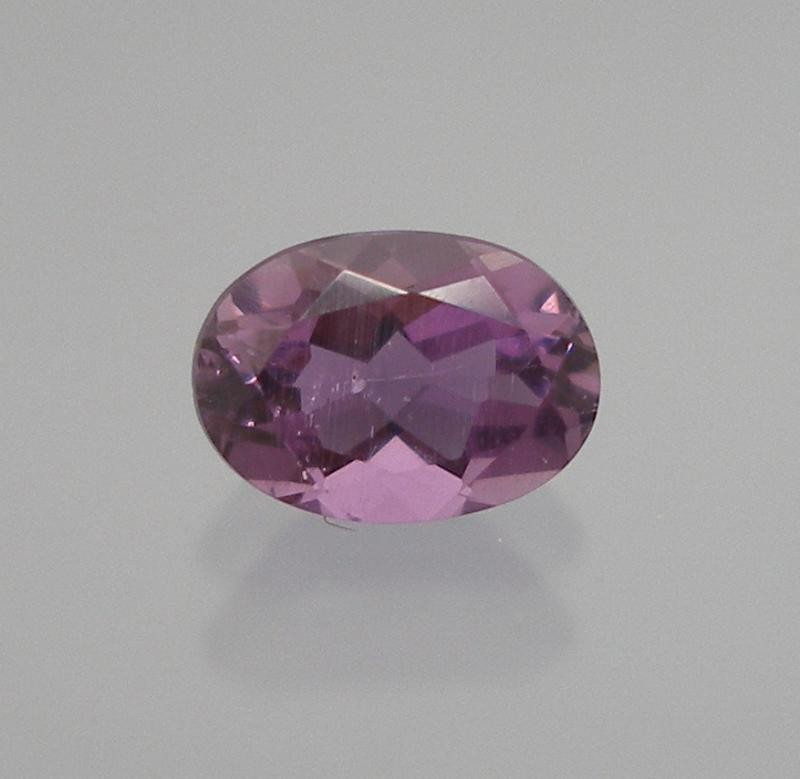 Scapolite facetted 4 mm, Afghanistan