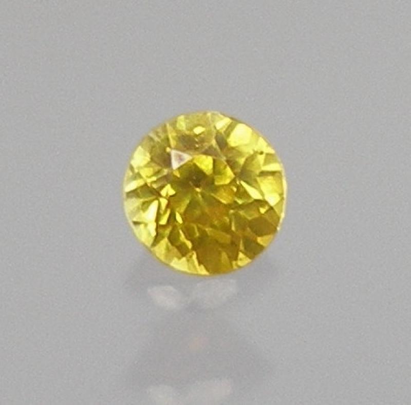 Sphalerit facetted 2.5 mm, Spain