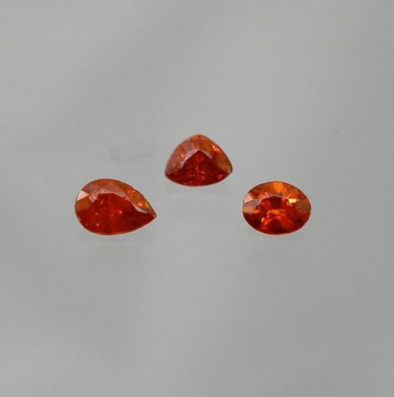 Wurtzite facetted 3.5 mm, Tanzania