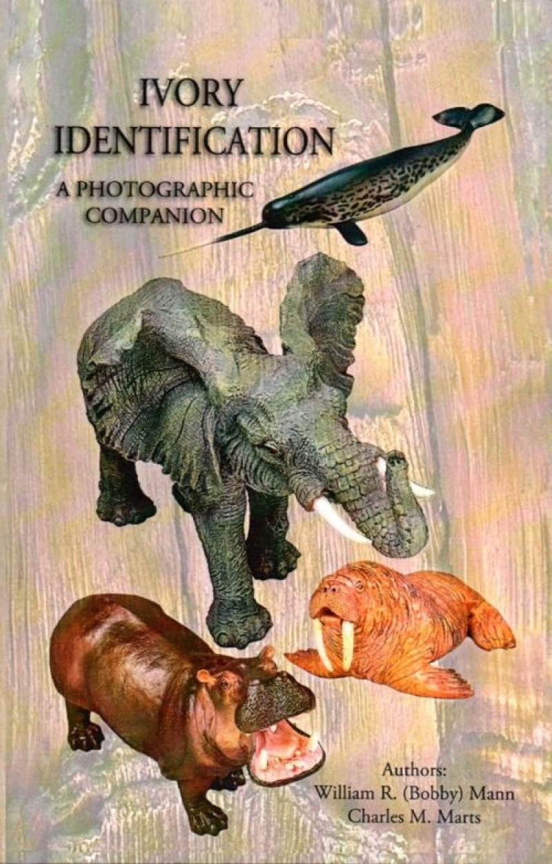 Ivory Identification - A Photographic Companion by W.R. Mann