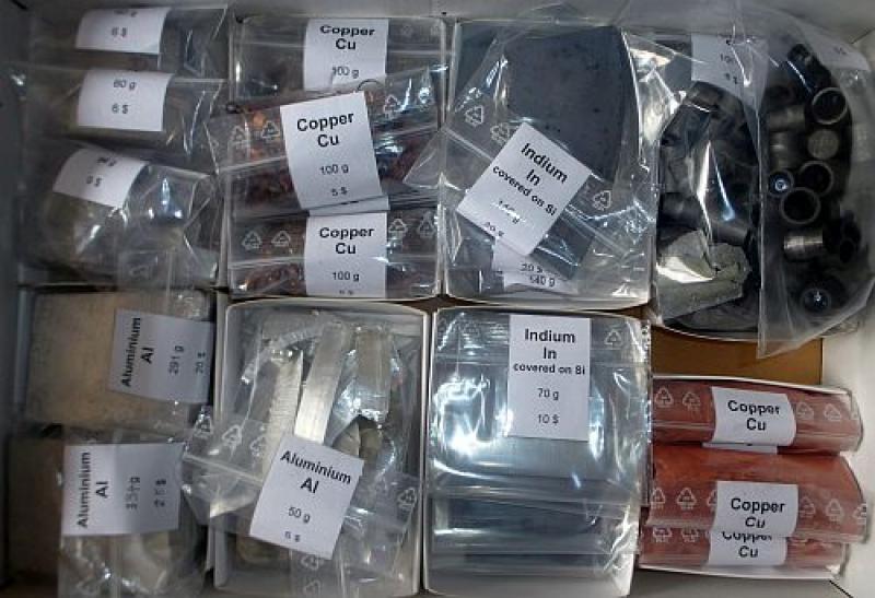 Chromium Cr (pure element) 100 g powder