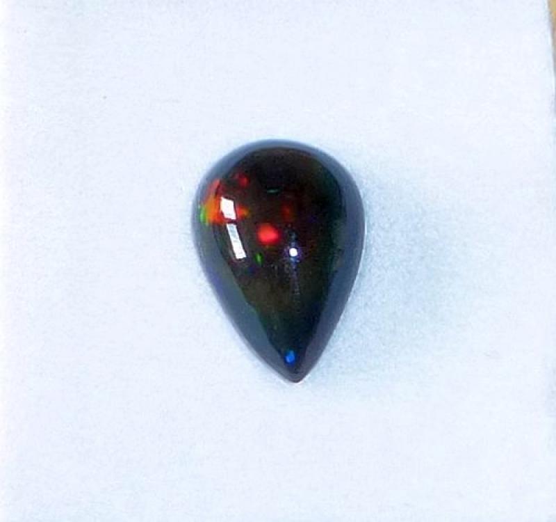 Opal cabochon 10 mm, Welo, Ethiopia