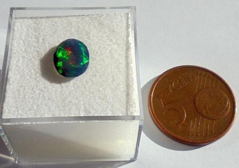 Opal faceted 9 mm, Welo, Ethiopia