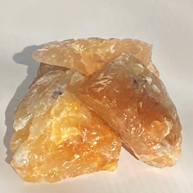 """Citrine (""""golden healer"""", natural!), Madagascar, 100 g"""