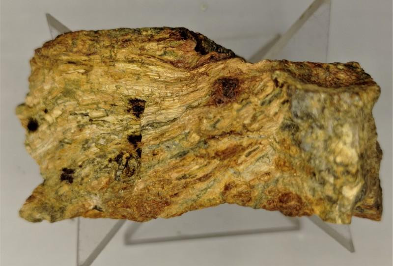 Oxyplumboromeite (Bindheimite); Djebel Nador, Constantione Prov., Algeria; KS