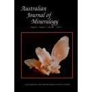 Australian Journal of Mineralogy Vol. 14, #1 2008