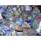Azurite xx, Morocco, 50 kg