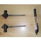 ZUBER regular spare chisel set; 90° for MP 5