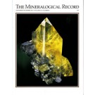 Mineralogical Record Vol. 44, #6 2013