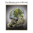 Mineralogical Record Vol. 45, #1 2014