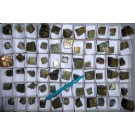 Pyrite xx, Navajun, Spain (large cubes off matrix), 1 kg