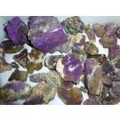Purpurite (Heterosite, washed!) Sandanab, Namibia, 1 kg