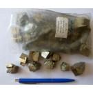 Pyrite xx, Navajun, Spain (twins off matrix), 1 kg