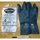 "Acid protection gloves (chemical protection gloves) strong ""Freeman"""