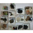 Tourmaline xls, Namibia, 1 lot of 15 high end specimen!