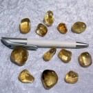 Citrine, Nigeria, tumbled stones, 1 kg