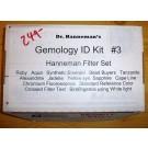 Hanneman Gemstone Laboratorium Set #3