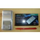 Electronic pocket carat scale 500g / 0.1g