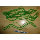 Aventurine string, 4 mm round beads, 40 cm, 1 piece