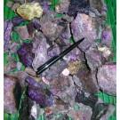 Sugilite, Hotazel, South Africa, 1 kg