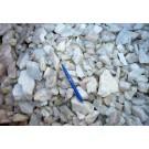 Moonstone (white/colourless), gem grade, Tanzania, 100 kg