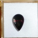 Pyrope (garnet) facetted 11 mm, South Africa