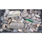 Petrified wood, Ottendorf-Okrilla, Saxony, Germany, 1 kg