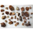Secondary and Primary Uranium Minerals, Schneckenstein, Saxony, Germany, 1 lot