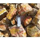 Agate-Jaspis, Morocco, 100 kg