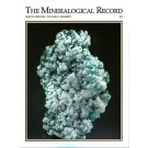 Mineralogical Record Vol. 47, #2 2016