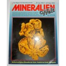 Mineralienwelt, German mineral peridocal (full set)