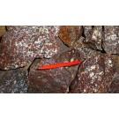 Zincite, Sterling Hill Mine, Franklin, NJ, USA, 1 flat