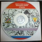 Mineral locations in Namibia, complete, 1 CD