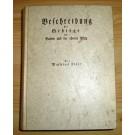 Beschreibung der Gebirge von Bayern und der Oberen Pfalz (1792)