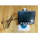 Digital Microscope with illumination + screen MIKON (WEEE-Reg.-Nr. DE 75181174)