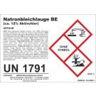Chlorine lye / sodium chlorine lye 1 l