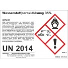 Hydrogenperoxid 35% (H2O2) 1 l (delivery restriction)