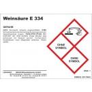Tartic acid (E334) 1 kg