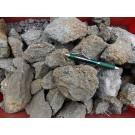 Pyrite, massive, Mexico, 1 kg