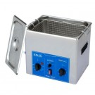 EMMI 100 H ultrasonic cleaner with stainless steel tank, digital, with fosset (Made in Germany!)
