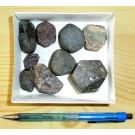 Corundum (Sapphire + Ruby), Madagascar, 250 g