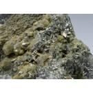 Calaverite xx/(xx); Cresson Mine, Cripple Creek, Teller Co., CO, USA; MM