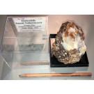 Inesite xx; N' Chwaning Mine, Kalahari Manganese Field, Kuruman, RSA; HS