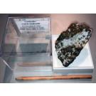 Celestite xx; N' Chwaning Mine, Kalahari Manganese Field, Kuruman, RSA; HS