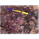 Ruby pieces, Tanzania, 1 kg