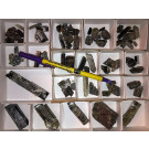 Darrellhenryit (X)/(xx), Tourmaline, Tanzania, 1 flat, app. 450 g