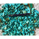 Turquoise, small, selected (pretumbled), Armenia, 10 g