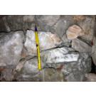 Strontianite, Ascheberg, Westfalen, Germany, 1 kg